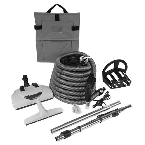 Deluxe Electric Hose & Attachment Kit