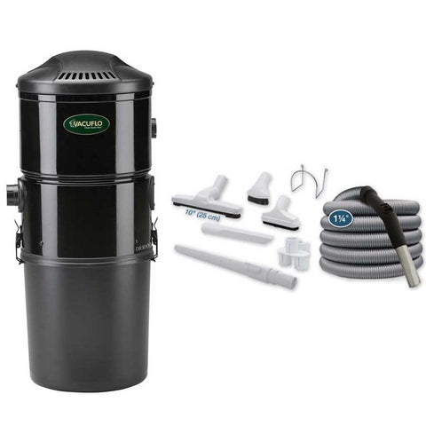 Vacuflo DB3000 Central Vacuum with Basic Air Kit Canada