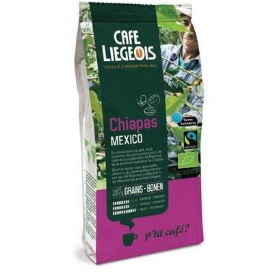 CHIAPAS® de Mexico Fairtrade Coffee Beans 250gr / 8.8oz