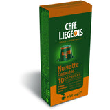 NOISETTE® Cocoa Hazelnut Alternative to Nespresso® Capsules x10