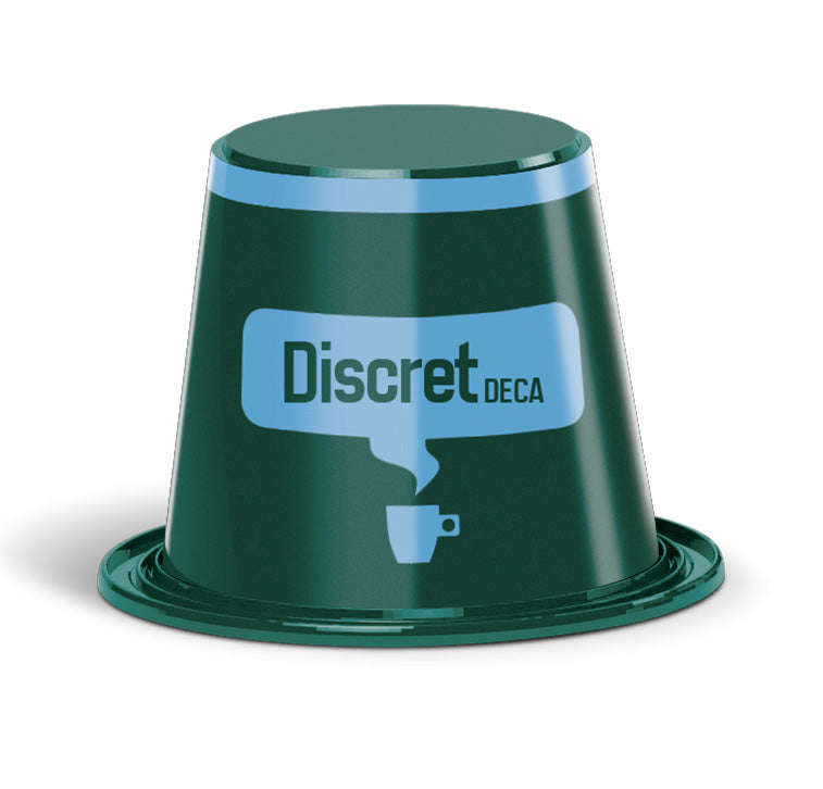 DISCRET® Decaf Alternative to Nespresso® Capsules x10