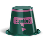 EQUILIBRE® Lungo Alternative to Nespresso® Capsules x10