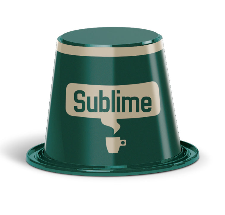 SUBLIME® Moka Lungo Alternative to Nespresso® Capsules x10