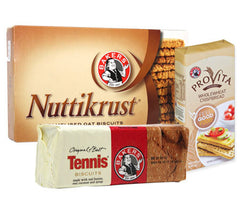 Biscuits, Crackers & Rusks