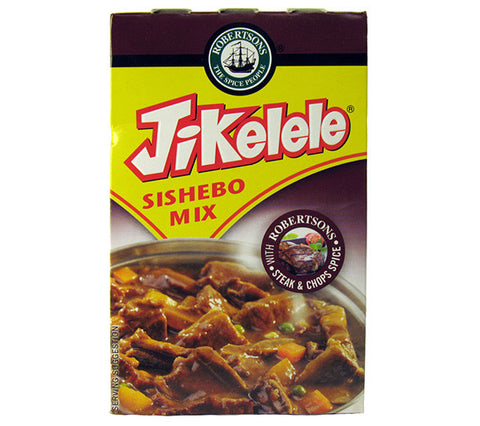 Jikelele Shisebo Steak & Chops Mix [R]