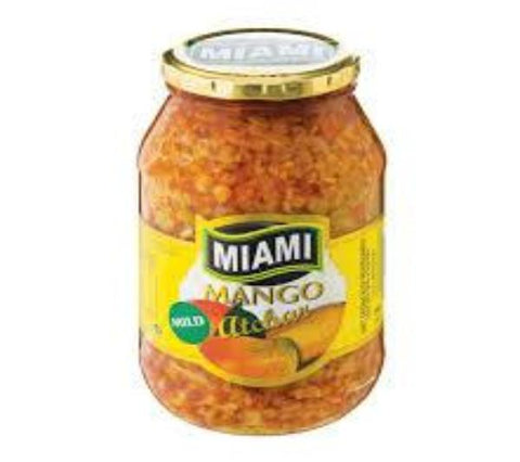 Miami Mango Atchar Mild - Pieces [S]
