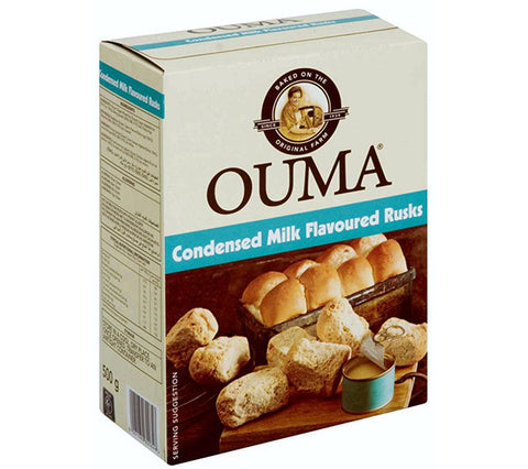 Ouma Condensed Milk Rusks [S]