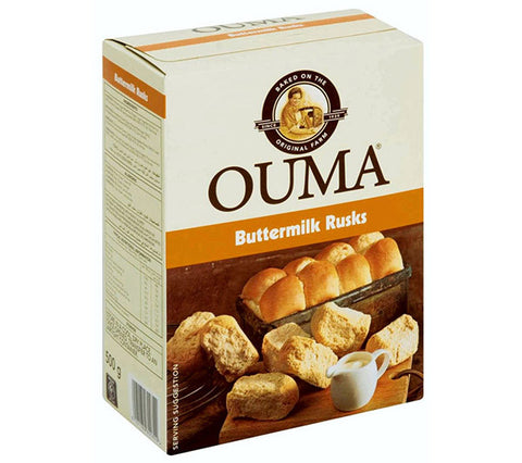 Ouma Buttermilk Rusks [S]