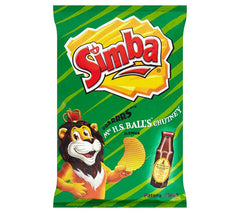 Simba Chips & Other Snacks