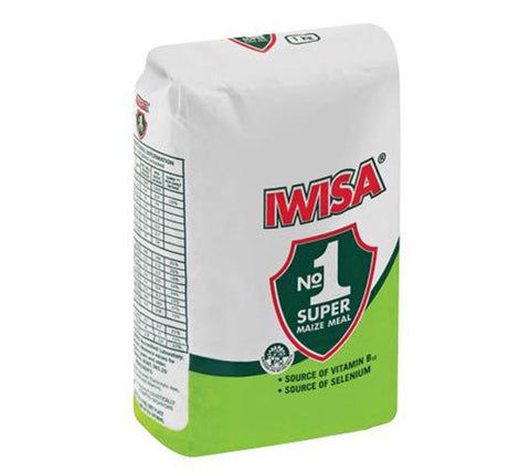 Iwisa Maize Meal [S]