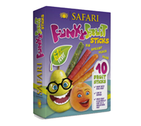 Safari Funky Fruit Sticks (Single Sticks)
