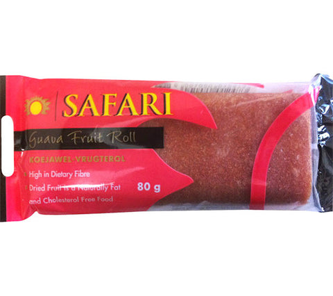 Safari Guava Fruit Roll [R]