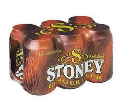 Stoney Ginger Beer 6-pack