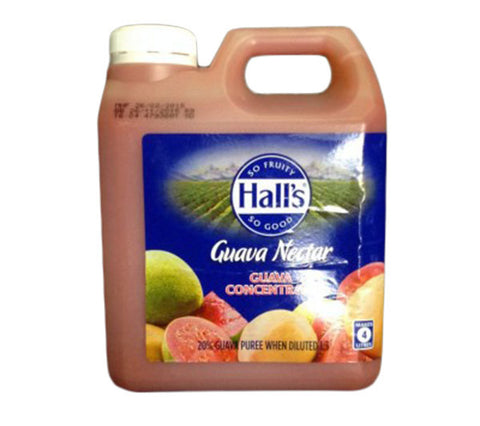 Halls Guava Nectar Concentrate