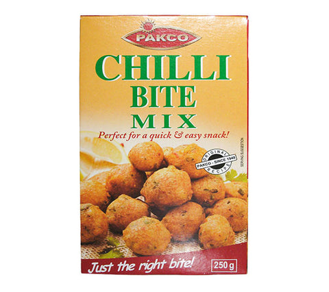Packo Chilli Bite Mix [R]