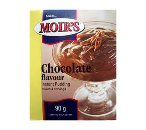 Moir's Instant Pudding - Chocolate [S in summer]