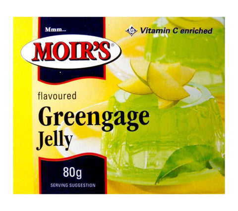 Moir's Jelly Powder - Greengage [s]