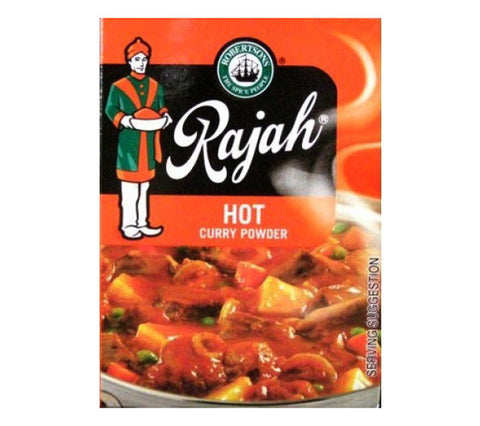 Rajah Curry Powder - Hot [S]