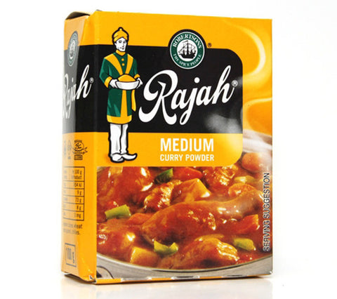 Rajah Curry Powder - Medium [S]