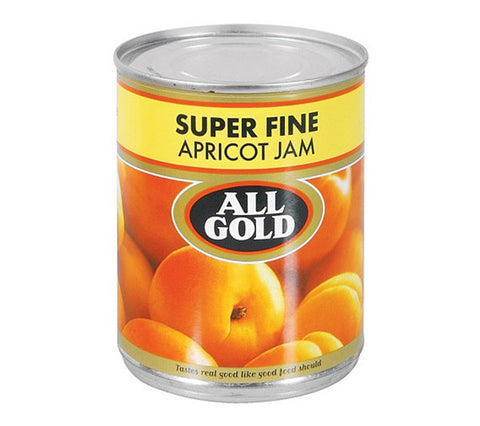 All Gold Super Fine Apricot Jam
