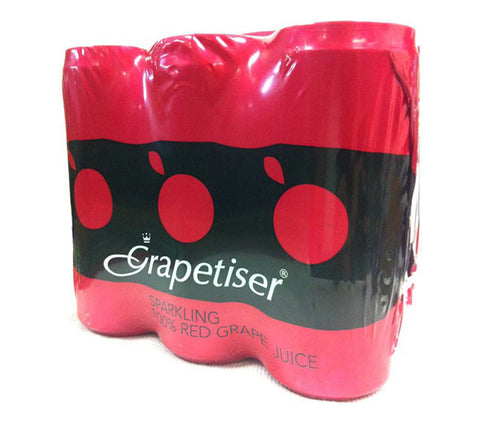 Red Grapetiser 6-pack [R]