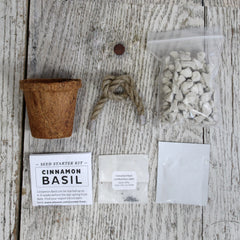 Eco Seed Starter Kit - Kitchen Series