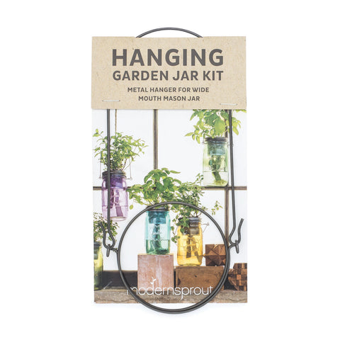 Hanging Garden Jar Kit