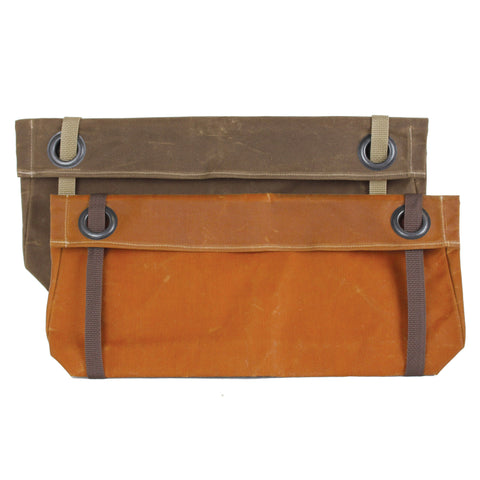 Waxed Canvas GrowPouch - LRG