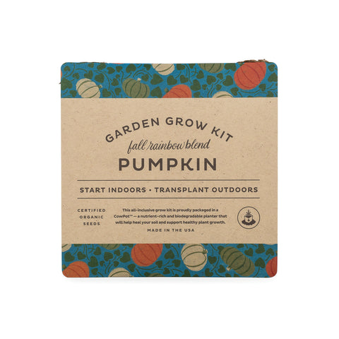 NEW! Garden Drop-In Kit: Pumpkin