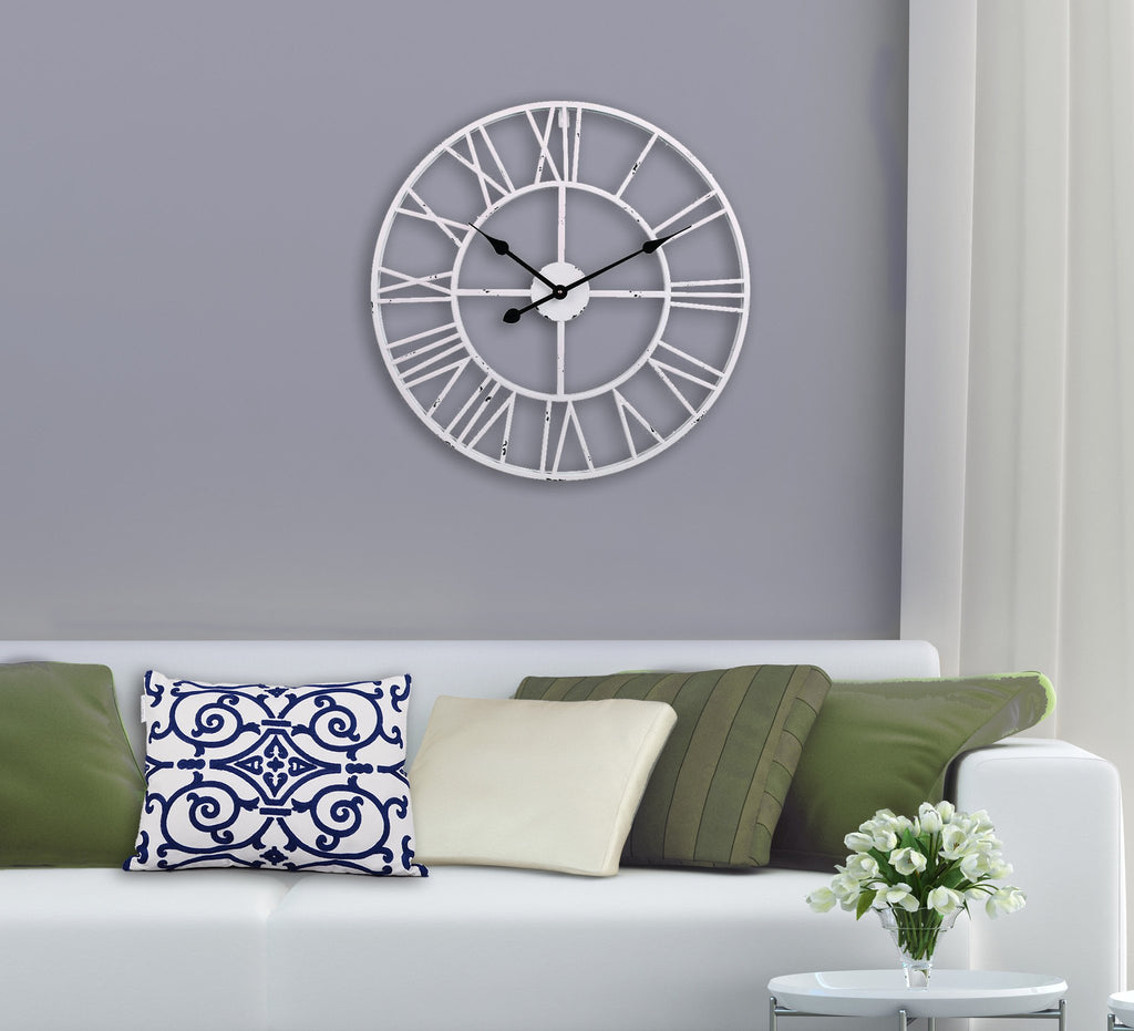 It's About Time To Try Something New; Adding Wall Clocks To Your Home Decor