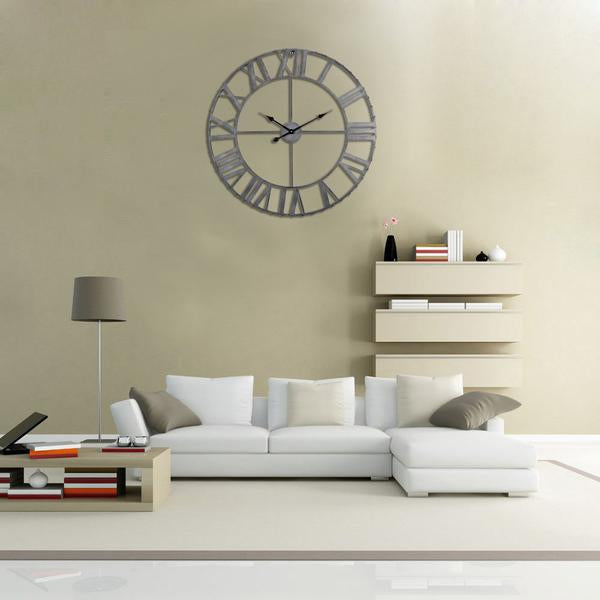 The Use Of Wall Clocks In Your Home Decor