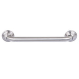 "Utopia Alley Decorative Shower Safety Grab Bar, 16"", Brushed Nickel"