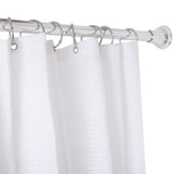 Utopia Alley Shower Victoria Curtain Rings, Rustproof Zinc Shower Curtain Rings for Bathroom Shower Rods Curtains - Set of 12