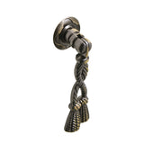 "Utopia Alley Draper Cabinet Pull, 2.7"", Antique Brass"