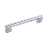 Utopia Alley Viva Cabinet Pull, Polished Chrome 5 in. Center to Center