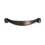 "Utopia Alley Whitton Cabinet Pull, 3.8"" Center to Center, Oil Rubbed Bronze"