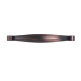 "Utopia Alley Whitton Cabinet Pull, 5.125"" Center to Center, Oil Rubbed Bronze"