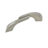 "Utopia Alley Criss Cabinet Pull, 2.5"" Center to Center, Brushed Nickel"