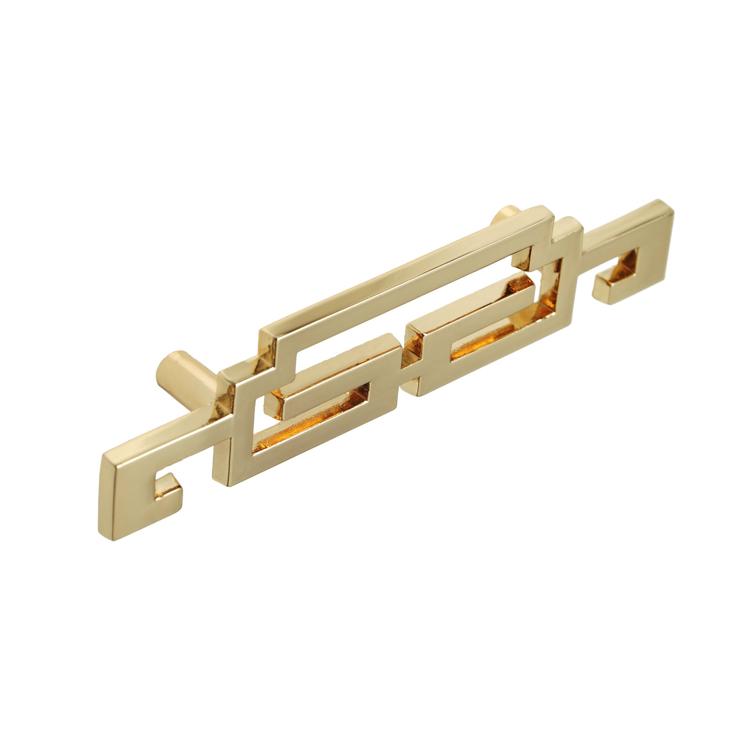 Steffi Polished Gold Cabinet Pull, 2.5 in. Center to Center - Utopia ...