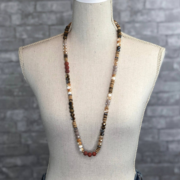 Mix Mercantile Designs - Mesa Necklace