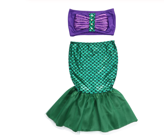 The New Class - Mermaid Tail Set