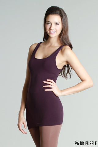 Niki Biki Wide Strap Tank Top