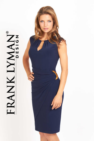 Frank Lyman Wrap Dress