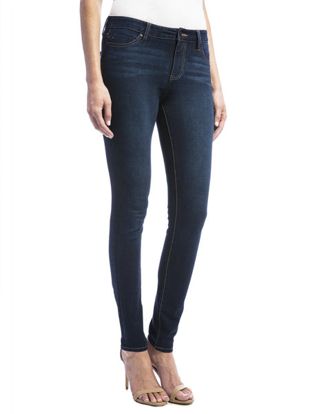 Liverpool Women's Abby Skinny Jeans Cleveland Dark