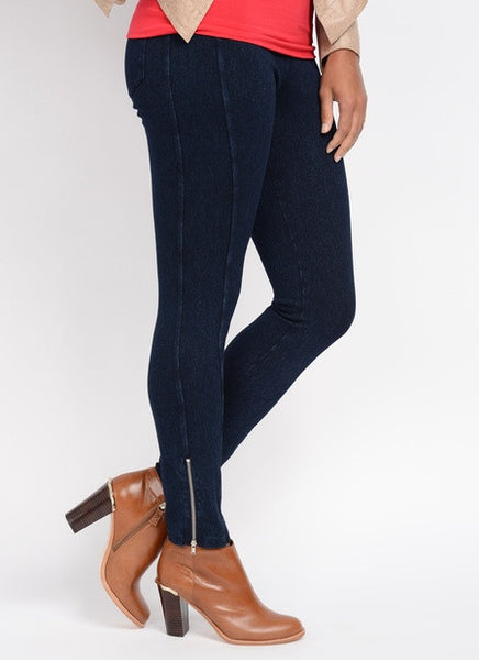 Lysse NoHo Denim Zip Legging