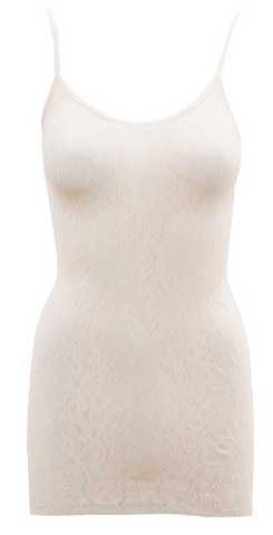 SugarLips - Seamless Lace Camisole (Blush)
