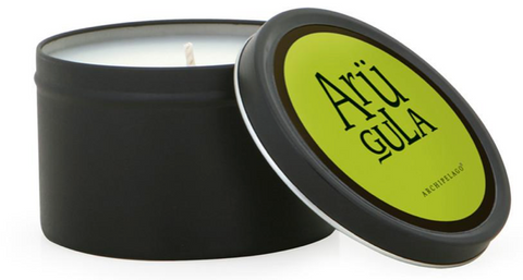 Archipelago - Arugula Travel Tin Candle