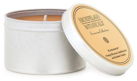 Archipelago - Kashmir Travel Tin Candle