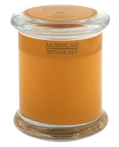 Archipelago - Dubai Glass Jar Candle