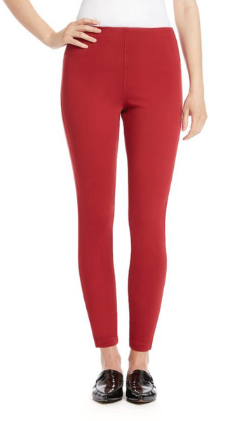 Lysse - Toothpick Denim (Red Dahlia)